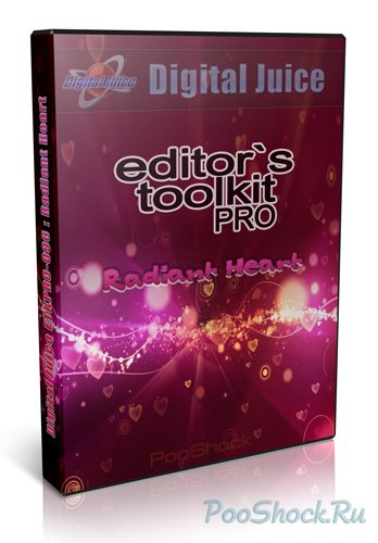 Digital Juice ETKPRO-096: Radiant Heart