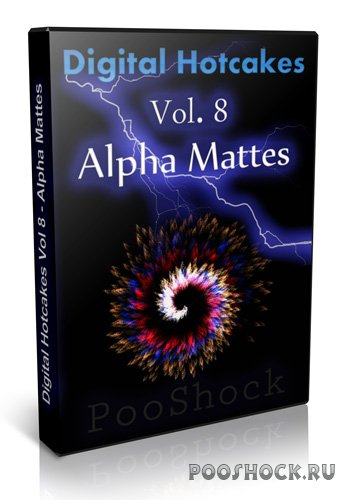 Digital Hotcakes Vol. 8 - Alpha Mattes