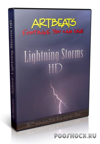 Artbeats - Nature: Lightning Storms HD