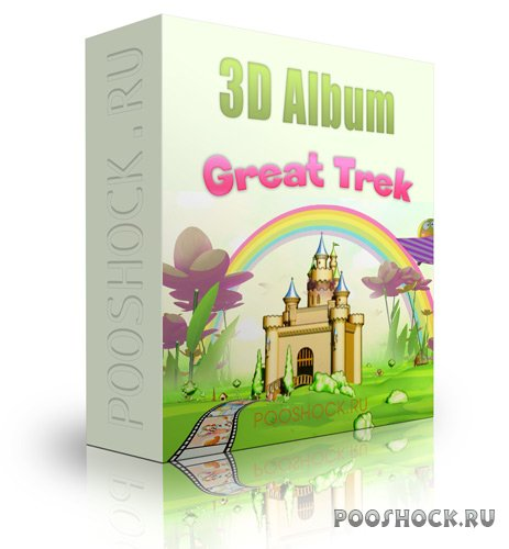 3D Album – Great Trek