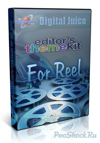 Digital Juice - EDITOR'S THEMEKIT 98: For Reel
