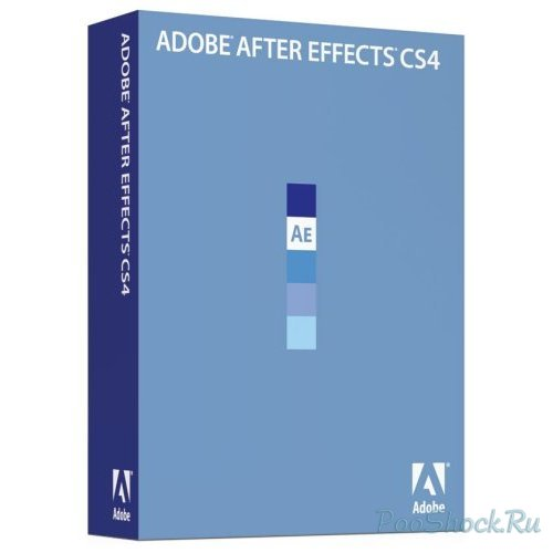 Adobe After Effects CS4 (v9.0.3)