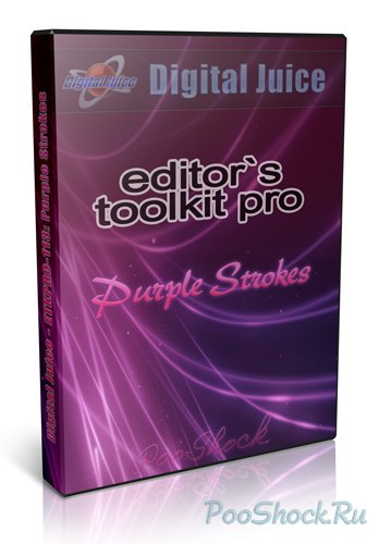 Digital Juice - ETKPRO-113: Purple Strokes
