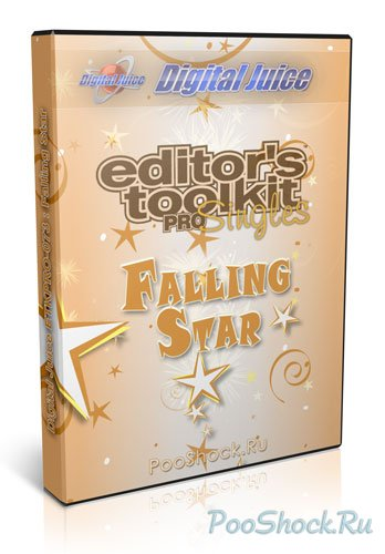 Digital Juice - Editor's Toolkit Pro Single 073: Falling Star