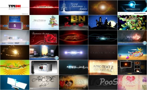 VideoHive Projects Pack - 005