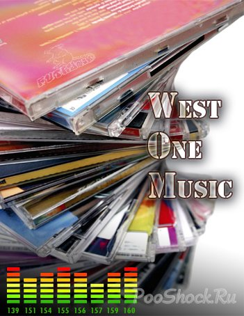 West One Music - WOM (Диски: 139,151,154-157,159,160.)