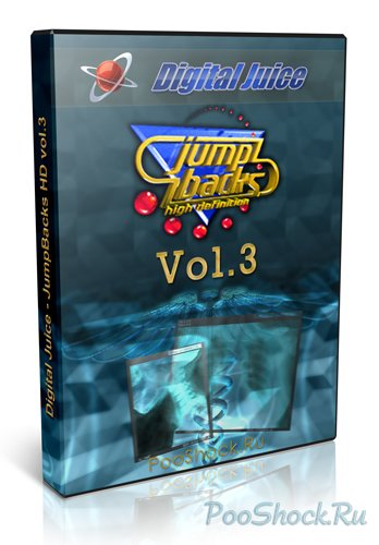 Digital Juice - JumpBacks HD vol.3