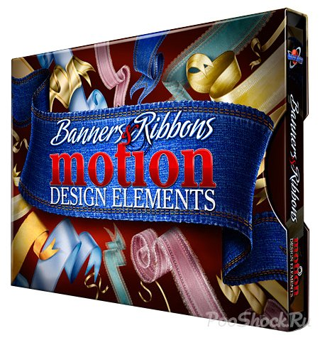 Digital Juice - Banners & Ribbons Motion Design Elements