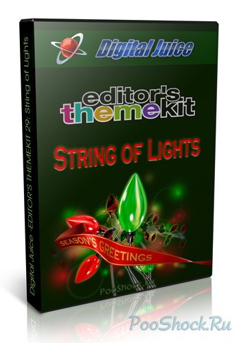 Digital Juice - EDITOR'S THEMEKIT 29: String of Lights