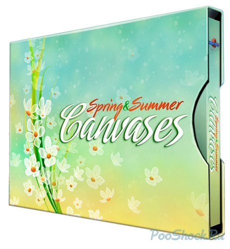 Digital Juice - Spring & Summer Canvases
