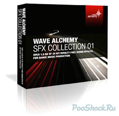 Звуковые эффекты - Wave Alchemy SFX Collection 01 (WAV)