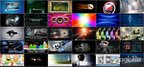 VideoHive Projects Pack - 017