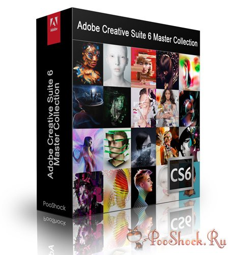 Adobe Creative Suite 6 Master Collection Final ML-RUS