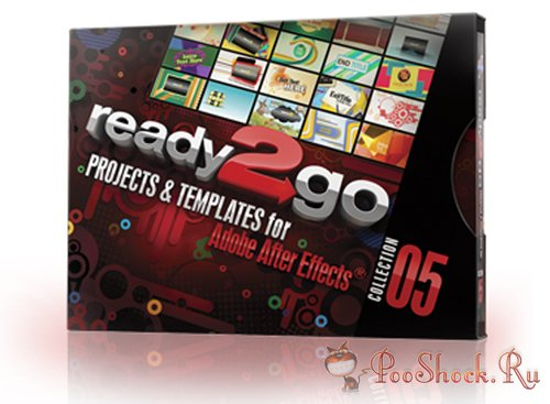 Digital Juice - Ready2Go: Collection 5 (for After Effects) AEP+ISO