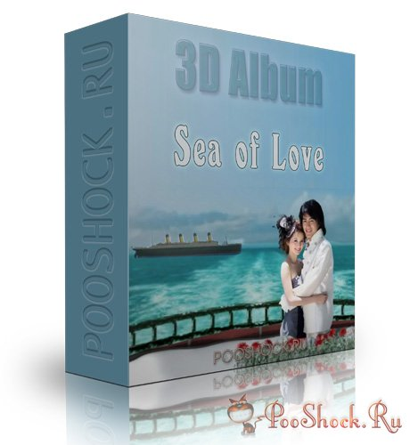 Xiuing Z image - Sea of Love (Z973)