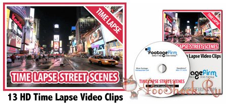 FootageFirm - HD Time Lapse Street Scenes