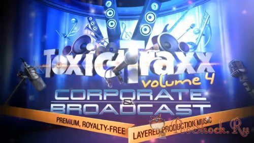 Toxic Traxx Volume 4: Corporate & Broadcast