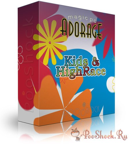 Adorage Kids & HighRace HD