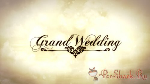 VideoHive - Grand Wedding (AE Project)