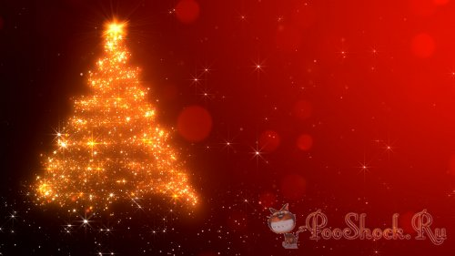 iStockVideo - Loopable Christmas Background HD