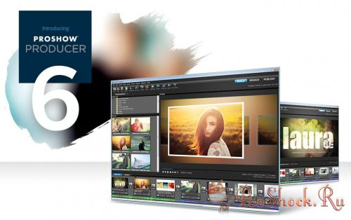 Photodex ProShow Producer 6.0.3395 RUS +RePack