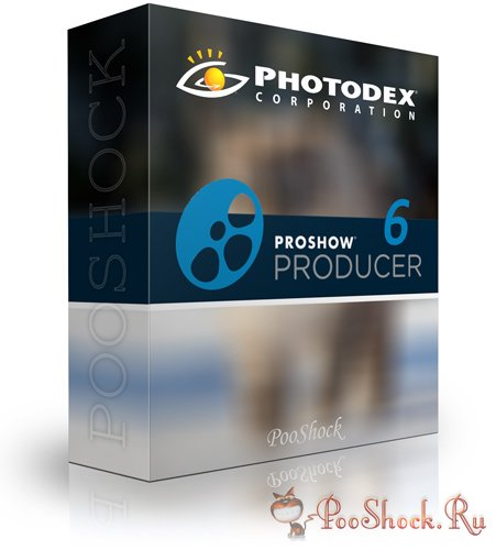 Photodex ProShow Producer 6.0.3410 RUS-ENG RePack