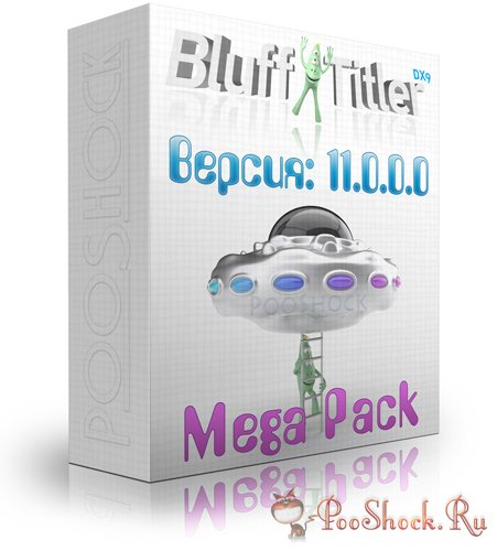 BluffTitler DX9 iTV 11.0.0.0 MegaPack