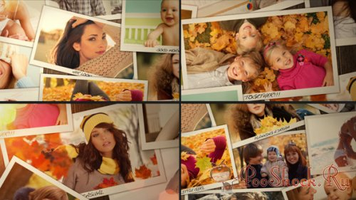 Videohive - Moments Of Life (.aep)