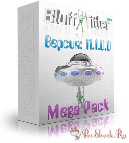 BluffTitler DX9 iTV 11.1.0.0 MegaPack