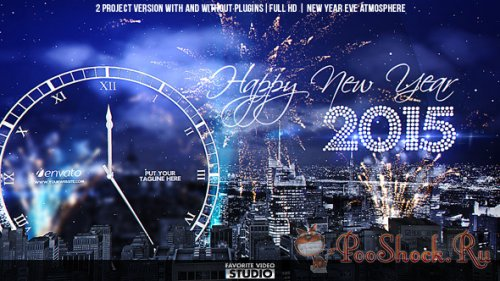 VideoHive - New Year Eve Countdown