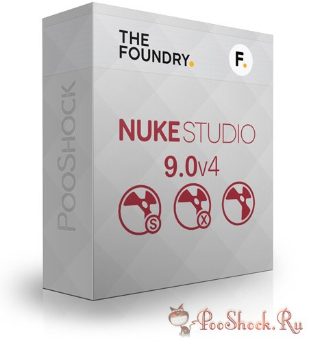 The Foundry Nuke Studio 9.0v4 AI