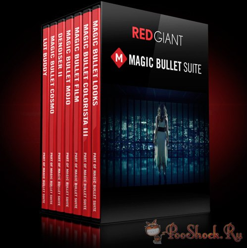 Red Giant Magic Bullet Suite 12.0.1