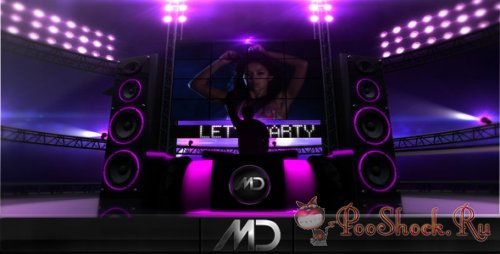 VideoHive - Purple Party (.aep)