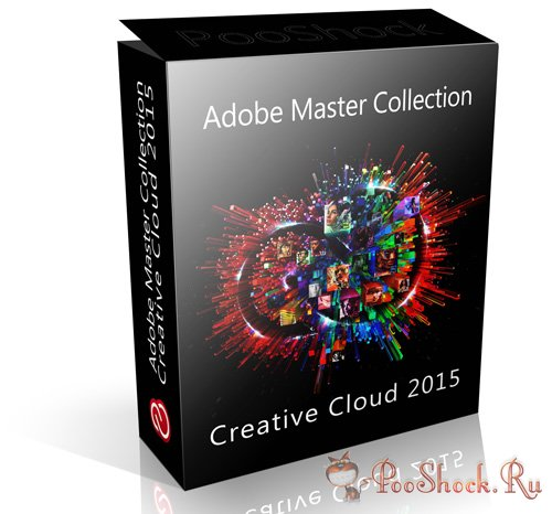 Adobe Master Collection CC 2015 (upd2) RUS-ENG