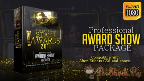 Videohive - Awards Show Pack (.aep)