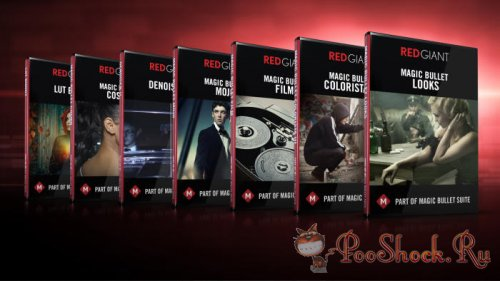 Red Giant Magic Bullet Suite 12.1.3