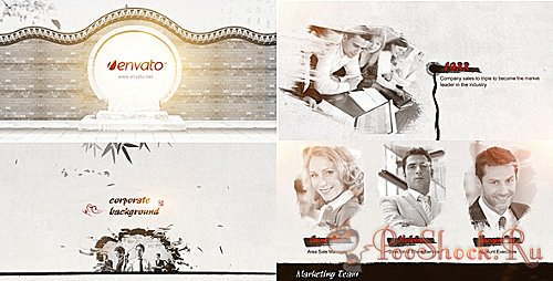 VideoHive - Ink Corporate (.aep)