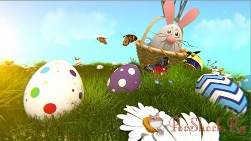 VideoHive - Easter Egg (.aep)