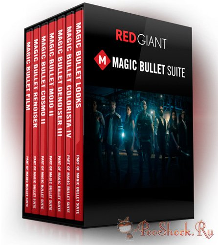 Red Giant Magic Bullet Suite 13.0.0