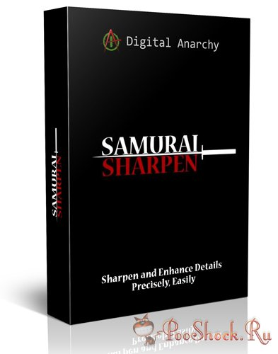 DigitalAnarchy - Samurai Sharpen 1.0.0 (AE)