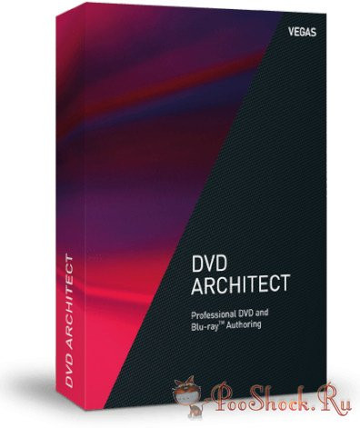 MAGIX VEGAS DVD Architect 7.0.0.54 ML-RUS