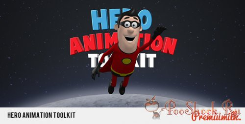 VideoHive - Hero Animation Toolkit (AE-Project)