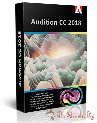 Adobe Audition CC 2018 (11.1.1.3)
