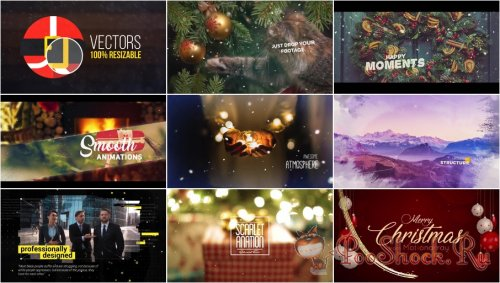 After Effects Projects Pack - 70 (Motion Array)