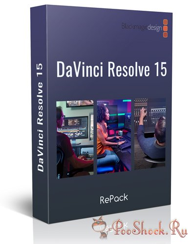 Davinci Resolve Studio 15.0b2 RePack