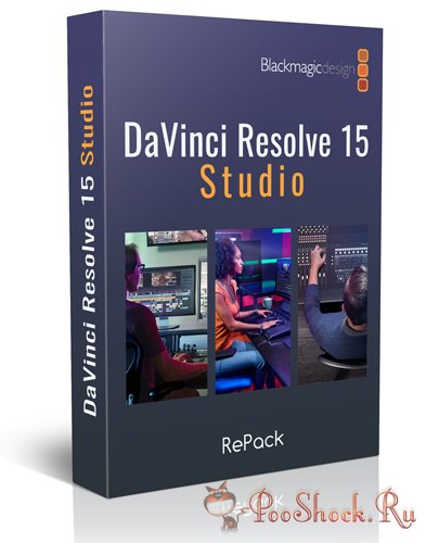 Davinci Resolve Studio 15.2.4.6 RePack