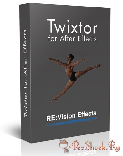 Twixtor Pro 7.0.3 RePack for AE & Premiere