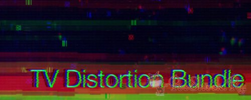 Rowbyte - TV Distortion Bundle 1.0 RePack (Plug-in for AE)