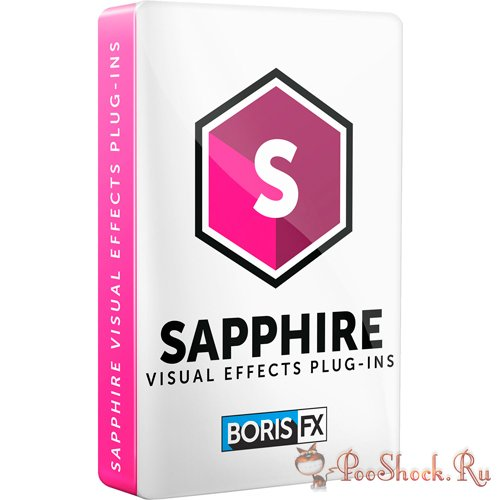 Sapphire Plug-ins 2019.02 for After Effects