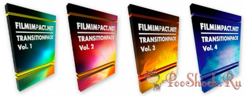 FilmImpact.net - Transition Packs Bundle Vol.1,2,3,4
